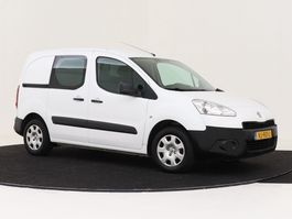 gesloten bestelwagen Peugeot Partner 120 1.6 e-HDI L1 XT Profit + AIRCO SCHUIFDEUR EL PAKKET TREKHAAK 2014