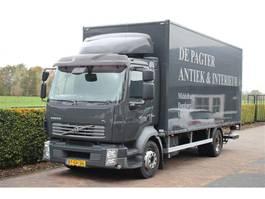 bakwagen vrachtwagen > 7.5 t Volvo FL240 -12 T AIRCO MEUBELBAK-LAADKLEP L 6.30 2007