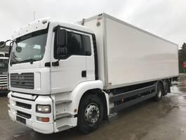 bakwagen vrachtwagen > 7.5 t MAN TGA 26.350 6X2 **9 METER BOX+LIFT-BELGIAN TRUCK-TOPSHAPE** 2006