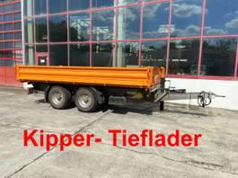 kipper vrachtwagen > 7.5 t Müller-Mitteltal KA-TA-R 13,5  13,5 t Tandemkipper- Tieflader 2015