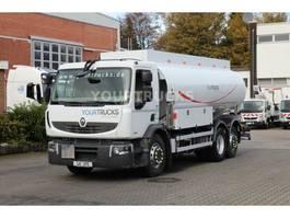 tankwagen vrachtwagen Renault Premium 380 EURO5/Retarder/18000l/ADR bis 6.2021 2010