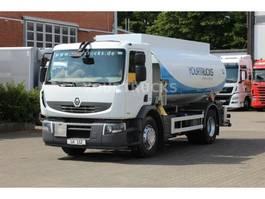 tankwagen vrachtwagen Renault Premium 310 DXI E5/Retarder/13500l/4 Kammern/ADR 2010