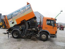 overige betonmachines Mercedes-Benz Atego 1317 Road Sweeper / Vacuum Cleaner 2001