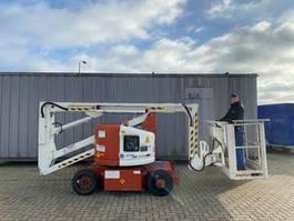 knikarmhoogwerker wiel Snorkel ATB 38E knikarm Elektrische hoogwerker 13.4 meter werkhoogte 2000