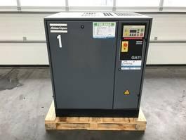 compressor Atlas Copco GA 11 P 11 kW 1560 L / min 10 bar elektrische schroefcompressor 1996