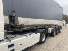 container chassis oplegger Van Hool containeroplegger met 30 tons NCH kabelsysteem 1998