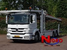 overige vrachtwagens Mercedes-Benz AXOR AUTOTRANSPORTER KASSBOHRER CITYTRANS 5 Cars 2011