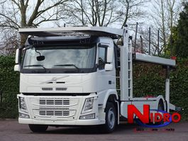 overige vrachtwagens Volvo FM 330 AUT EURO 6 AUTOTRANSPORTER KÄSSBOHRER CITYTRANS 5 CARS 2014