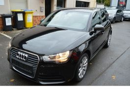 sedan auto Audi A1 Sportback 1,2TFSI Attraction 2012
