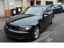 sedan auto BMW 116 i/8fach BEREIFT/Start-Stop 2008