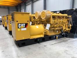 generator Caterpillar 3512B HD 1875kVA Generator Set 2020