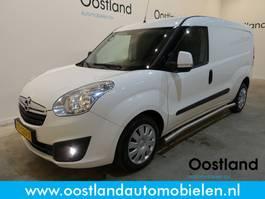 gesloten bestelwagen Opel Combo 1.6 CDTi L2H1 Sport 105 PK / Airco / Cruise Control / PDC 2016