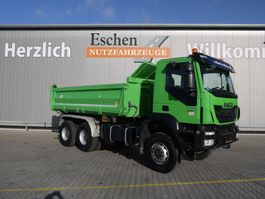 kipper vrachtwagen > 7.5 t Iveco AD 260 T 41 W 6x6, Euro 6, Bordmatik 2014