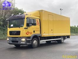 bakwagen vrachtwagen > 7.5 t MAN TGL 15.250 Euro 5 2011
