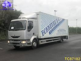 bakwagen vrachtwagen > 7.5 t Renault Midlum 2001