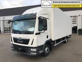 bakwagen vrachtwagen > 7.5 t MAN TGL 12.220 BL Bakwagen met laadklep 2020