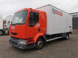 bakwagen vrachtwagen > 7.5 t Renault Midlum 220 12 4x2 Euro3 - Manual Gearbox - Airco 2004