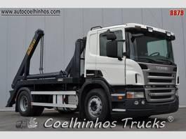 containersysteem vrachtwagen Scania P 230 2009