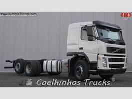 chassis cabine vrachtwagen Volvo FM 370 2010