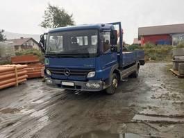 kraanwagen Mercedes-Benz 818 /4x2 Ateog 818 Palfinger Heck Kran 6001, 5,30 m - 960 kg 2007