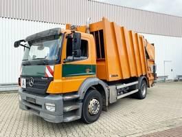 vuilniswagen vrachtwagen Mercedes-Benz Axor 1833 4x2 Axor 1833 4x2, FAUN Variopress, Kamm-Schüttung 2009
