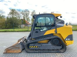rupslader Volvo MCT125C / BUCKET / HIGH FLOW / AC / FULL OPTION 2012