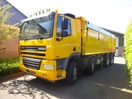 kipper vrachtwagen Ginaf X 5250 S 2012