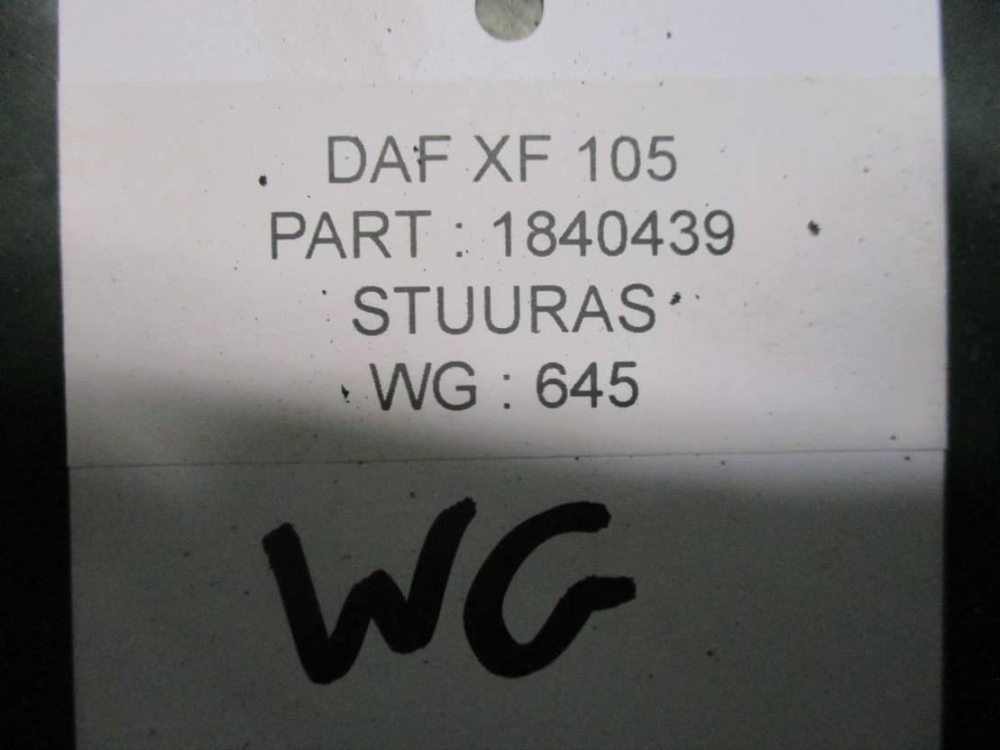 Stuurinrichting vrachtwagen onderdeel DAF 1840439 STUUR AS XF 105
