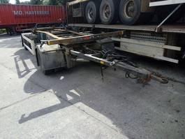 container chassis aanhanger AJK Container aanhanger 2000