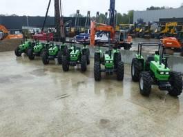 standaard tractor landbouw Deutz Fahr Agrofarm 85c/95c 2018