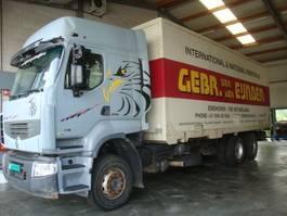 bakwagen vrachtwagen Renault RENAULT 450 DXI 6X4 MANUAL GEARBOX 6X4 2009