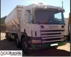 silo vrachtwagen Scania 114 C 340 2001