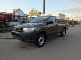 pick-up auto Toyota HILUX 2.4 D PICK UP !! LOW KM !! 2016