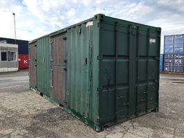 hard top zeecontainer Vernooy PAARDENBOX 316213