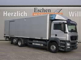 bakwagen vrachtwagen MAN TGS 26.320LL, 6x2, Frigoblock, LBW 2010