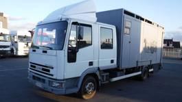 paardenvrachtwagen Iveco 80 170 Paardenvrachtwagen (5 paarden) 2002