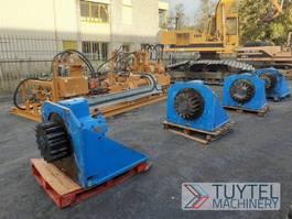 Hydraulisch systeem vrachtwagen onderdeel Rexroth hydraulic power plant LIKE NEW powerpack 3x 210BAR