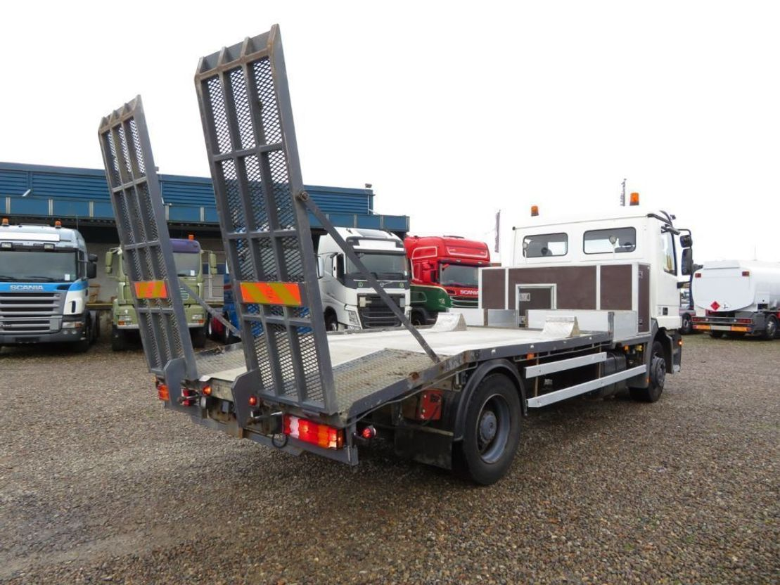 autotransporter vrachtwagen Mercedes-Benz ACTROS 1831 Vehicle Transport 1999