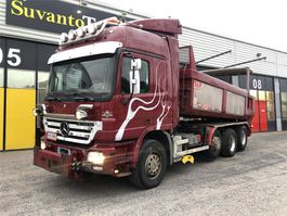 kipper vrachtwagen > 7.5 t Mercedes-Benz Actros 3250 8x2 2004
