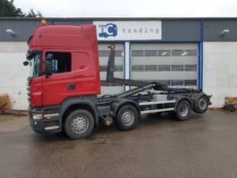 containersysteem vrachtwagen Scania R420 2009