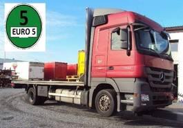 huifzeil vrachtwagen Mercedes-Benz Actros 1844 L MP 3 Plat Mega Klima Retarder L816 I 2013