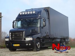 containersysteem vrachtwagen Iveco STRATOR TORPEDO EURO 5 2008