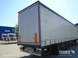 schuifzeil oplegger Schmitz Cargobull Semitrailer Curtainsider Standard 2013