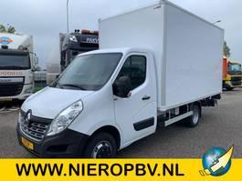 bakwagen vrachtwagen Renault master bakwagen laadklep airco nieuw 235cmhoog 213 breed 423cm lang 2019