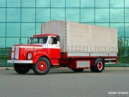 oldtimer vrachtwagen Scania L 110 1970