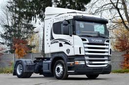 standaard trekker Scania SCANIA R420 2005