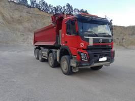 kipper vrachtwagen > 7.5 t Volvo FMX 500 8x6 year 2016 294.000km 2016