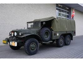 huifzeil vrachtwagen Dodge WC 63 Tweede Wereldoorlog historie! 1944