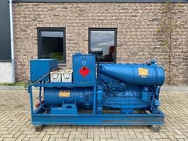 generator Deutz A6L 514 AvK 60 kVA generatorset ex emergency