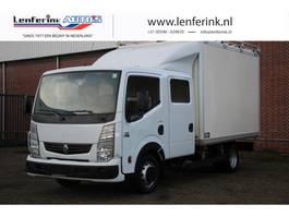 bakwagen vrachtwagen Renault Maxity 130 2.5 DCI pk Dubbel Cabine, Bakwagen, Elektrisch Pakket, Dubbel Lucht, Imp... 2010